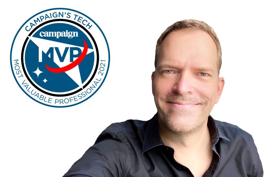 TotallyAwesome's COO, Marcus Herrmann wins 'Most Valuable Professional' award at CampaignAsia